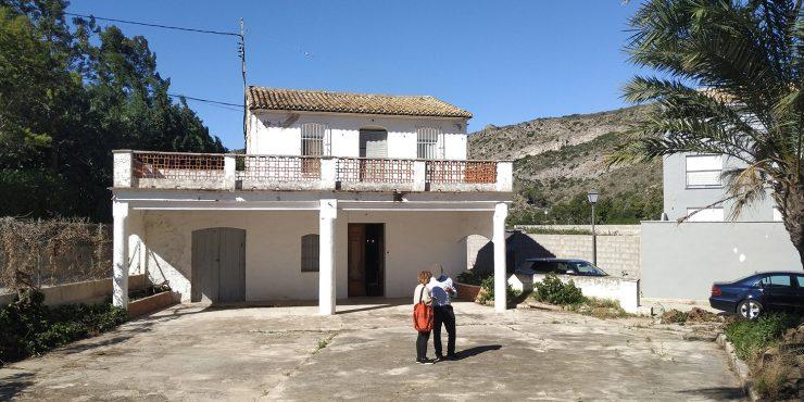 Hiszpański dom z duszą – do remontu