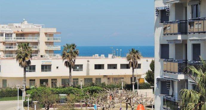 Mieszkanie z tarasem na dachu i widokiem na morze