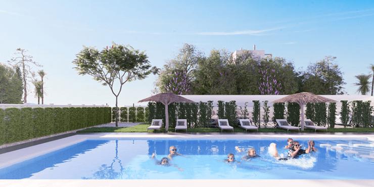 Nowe mieszkania Oliva playa