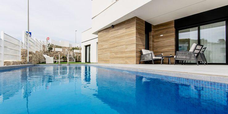 Benidorm – nowoczesny dom